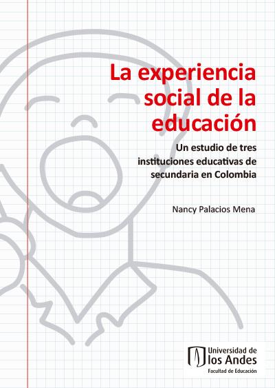 experiencia social de la educación caratula