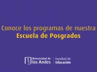 Posgrados Educación